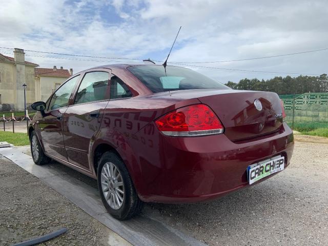 Fiat Linea 1.4 16v Active 4p.
